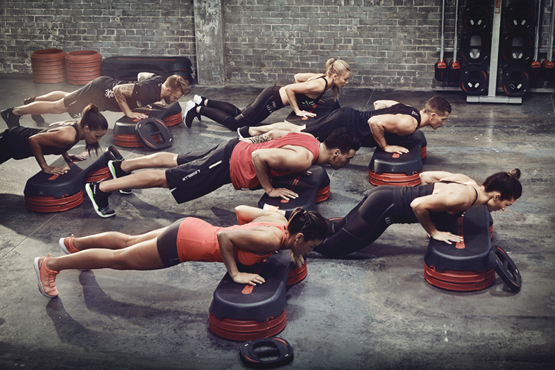 all inclusive hard rocks team with fitness brand les mills hb to go. Black Bedroom Furniture Sets. Home Design Ideas