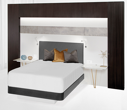 Latest Offerings Hb To Go - Maly-platform-bed-by-ligne-roset
