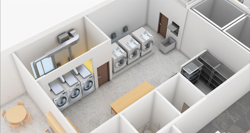 How to create an efficient effective laundry system hb - How to design a room ...